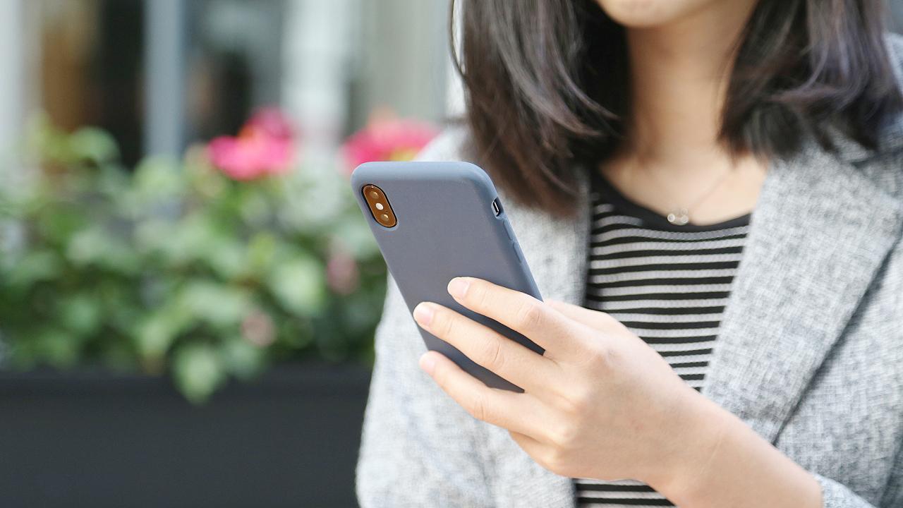 液态硅胶手机壳,给你细腻亲肤的极致体验
