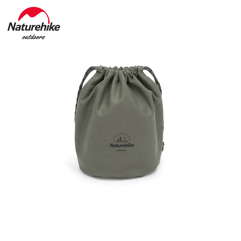 Naturehike Storage bundle pocket Camping camping equipment accessories Cutlery storage bag Storage bag