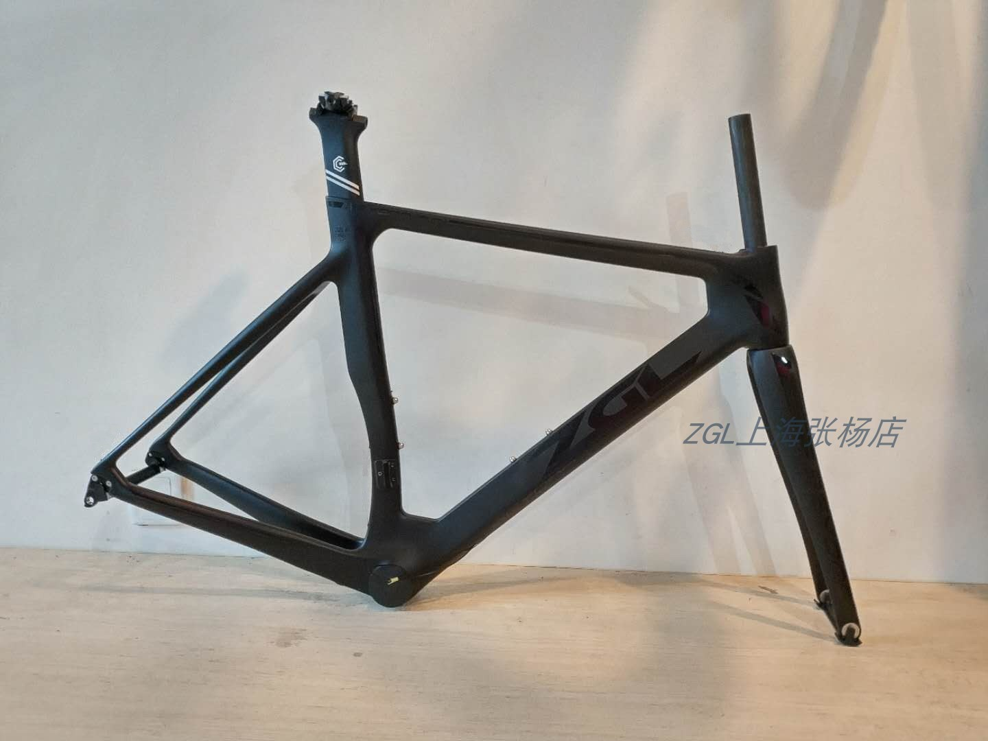 ZGL China Dragon CRB47 bicycle carbon fiber road frame pneumatic ...