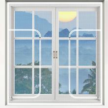 冬季保暖窗帘密封窗户防风卧室加厚