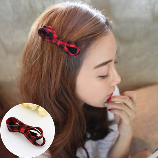 GREEN 52#RED FABRIC CLIP