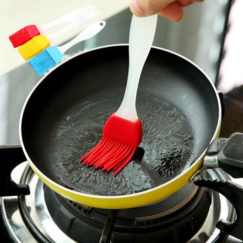 Силиконовый масло щетка кухня высокотемпературные барбекю щетка выпекать выпекать щетка барбекю масло щетка торт протирать масло инструмент маленькая щеточка сын