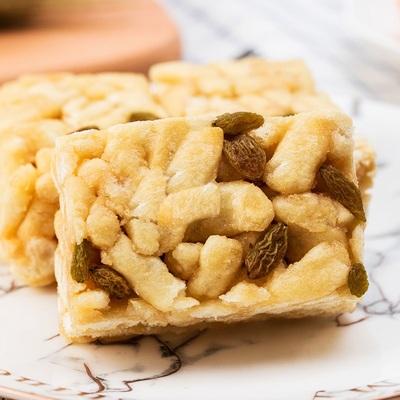 沙琪玛5斤 坚果黑糖孕妇零食整箱早餐休闲食品小吃糕点软糯无糖精