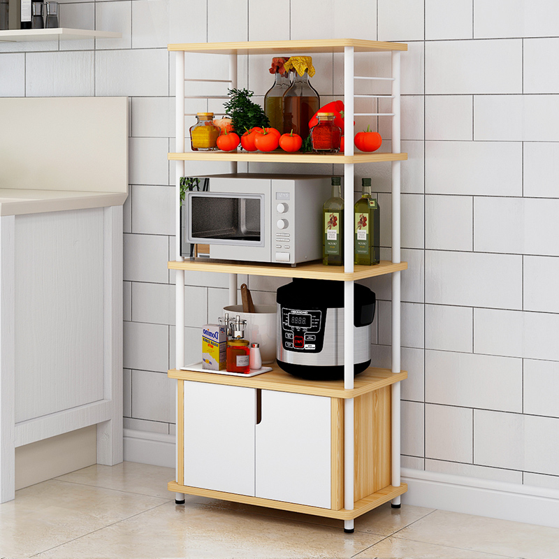 Billion Family Of Multi Functional Kitchen Liances Microwave Storage Shelves Shelf Dining