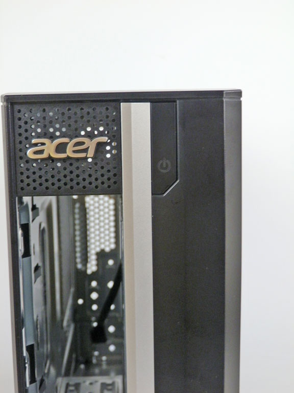 15 17] Acer/Acer empty chassis ITX HTPC living room chassis
