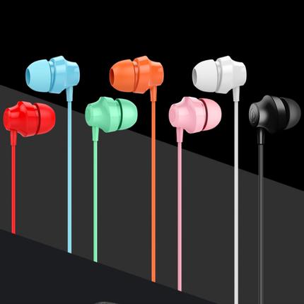 品胜入耳式<font color='red'><b>耳机</b></font>带麦音乐运动式耳塞