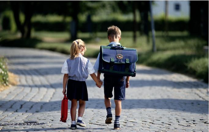 怎么给孩子选择小书包?爸妈赶紧记下来