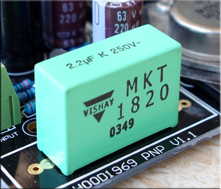 New HD1969 PNP MJ2955 Class A 13W+13W Stereo Amplifier completed board WLX
