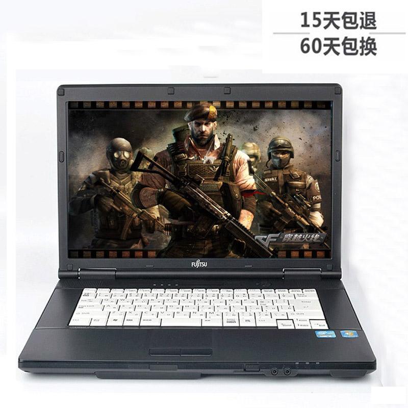 笔记本电脑轻薄便携学生15.6英寸上网本手提办公商务吃鸡游戏本