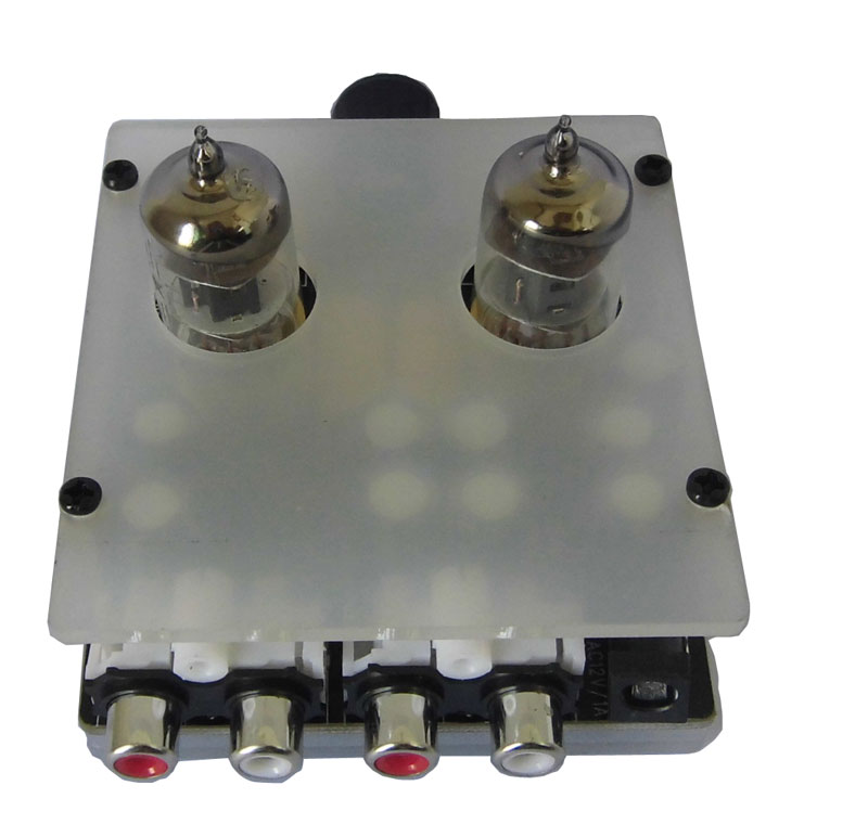 7 08]cheap purchase Fever 6J1 tube amplifier preamp fever hifi class