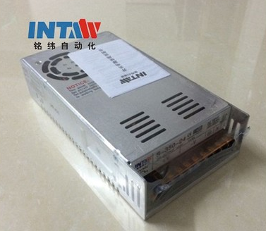 Authentic Shanghai Mingwei Automation s-350-24V 14 6A S-350-12V 29A  switching power supply