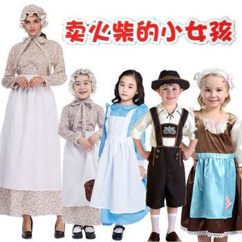 Продавать спички небольшой девушка одежда ребенок слова драма производительность одежда в век европа бедные люди волк иностранных пожилая женщина этап одежда, цена 958 руб