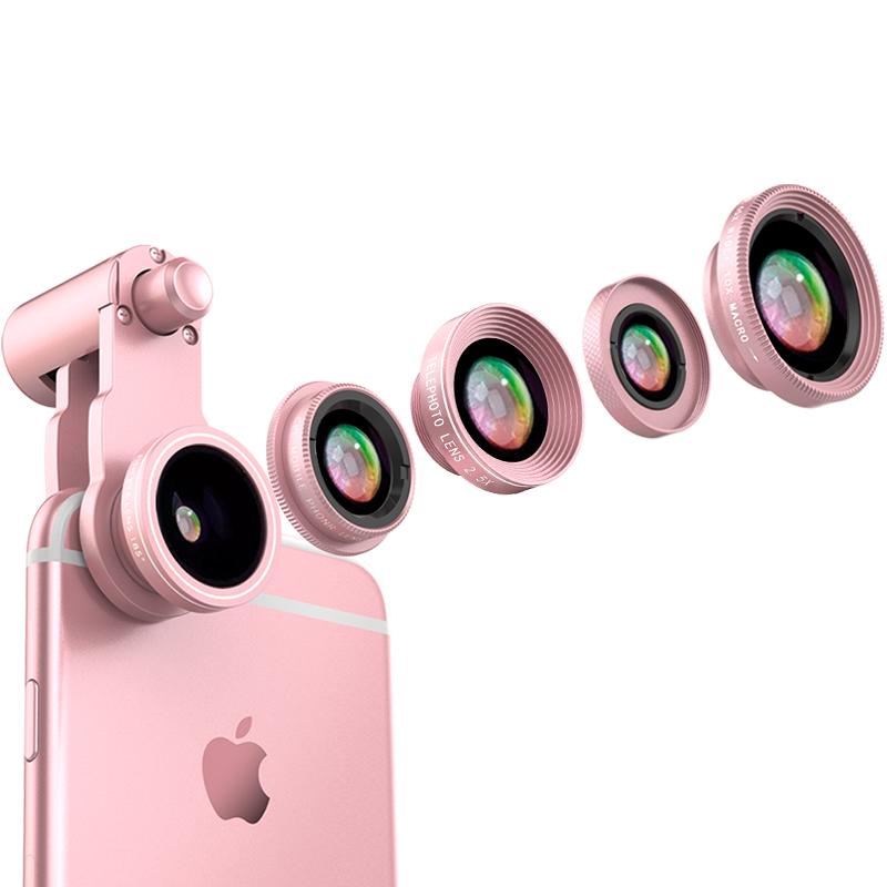 凡亚比 手机外置广角微距自拍镜头