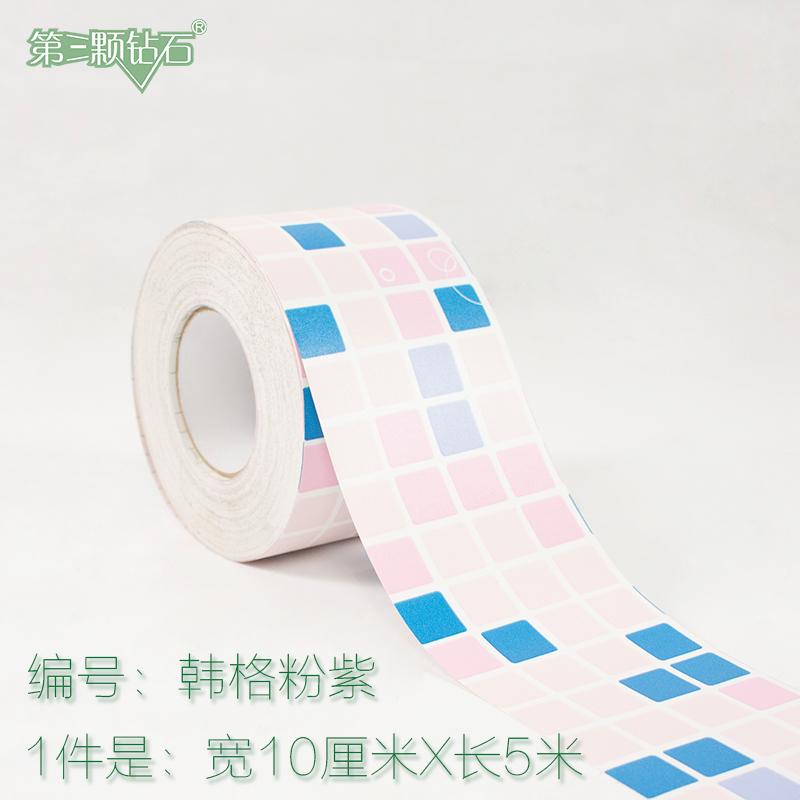 Цвет: Han Geng фиолетовый: 10 см широкий * 5 метров в длину