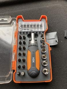 Отвёртка реверсивная Экспорт в США 6. 3мм новый храповик отвертка лезвия 30 шт набор инструментов импорт отвертка ремонт комплект