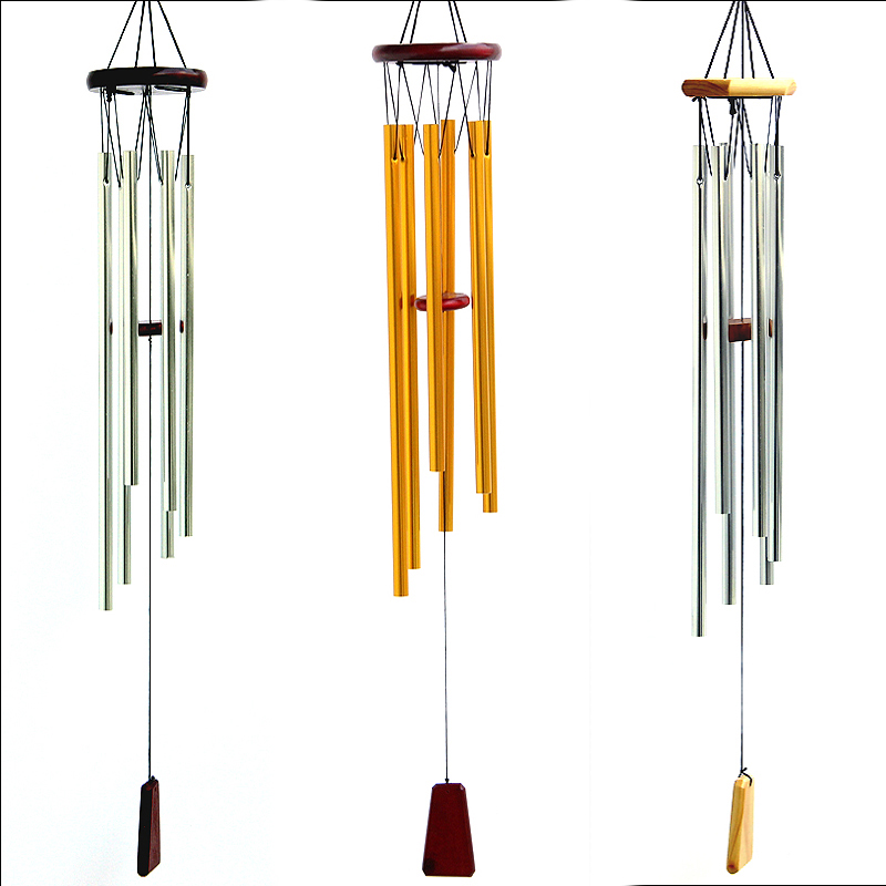 Delicieux Wind Chimes Wood Metal Security Door Bell Ornaments Small Fresh Creative  Gift Home Hanging Balcony Bedroom