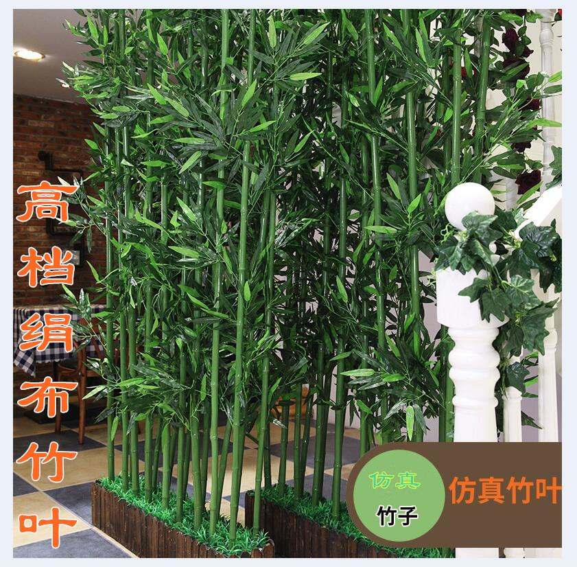 Usd 4536 Simulation Of Bamboo Artificial Bamboo Decorative
