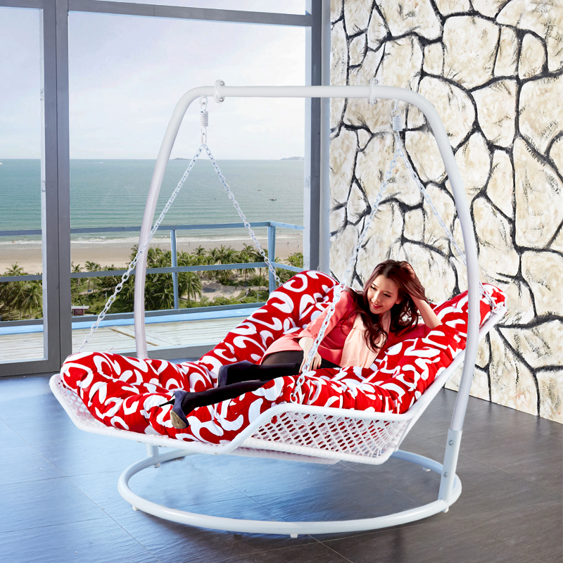 Usd 697 34 Rocking Chair Lounge Chair Double Hammock Hanging Basket