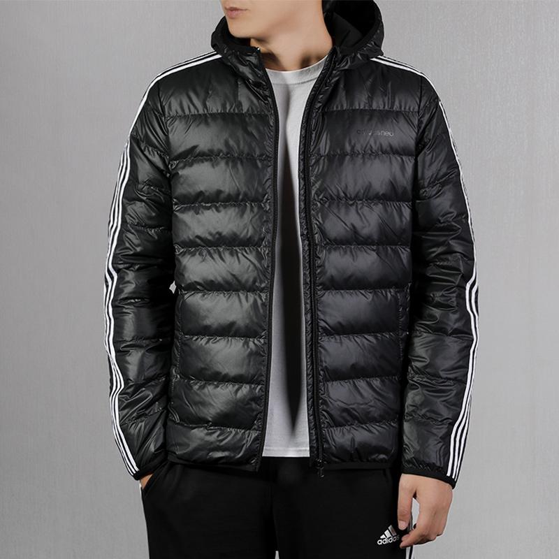 Adidas adidas down jacket nam 19 mùa thu và mùa đông áo khoác thể thao mới giản dị ấm áp FK9923 - Thể thao xuống áo khoác