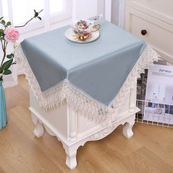 Bedside table cover cloth bedroom household cover towel cover refrigerator cover simple modern dustproof printer dustproof cloth