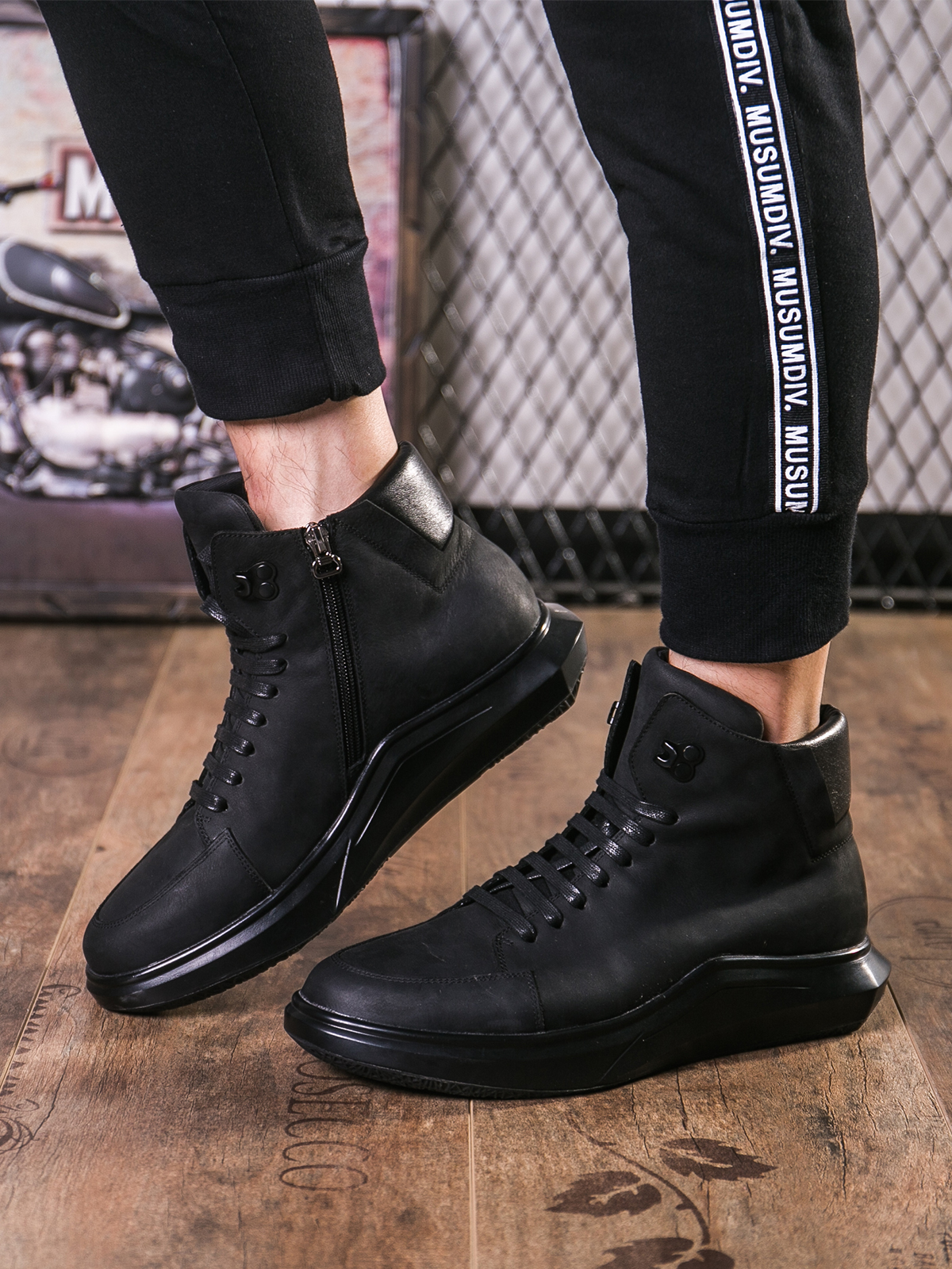 小鞋匠时尚男鞋馆