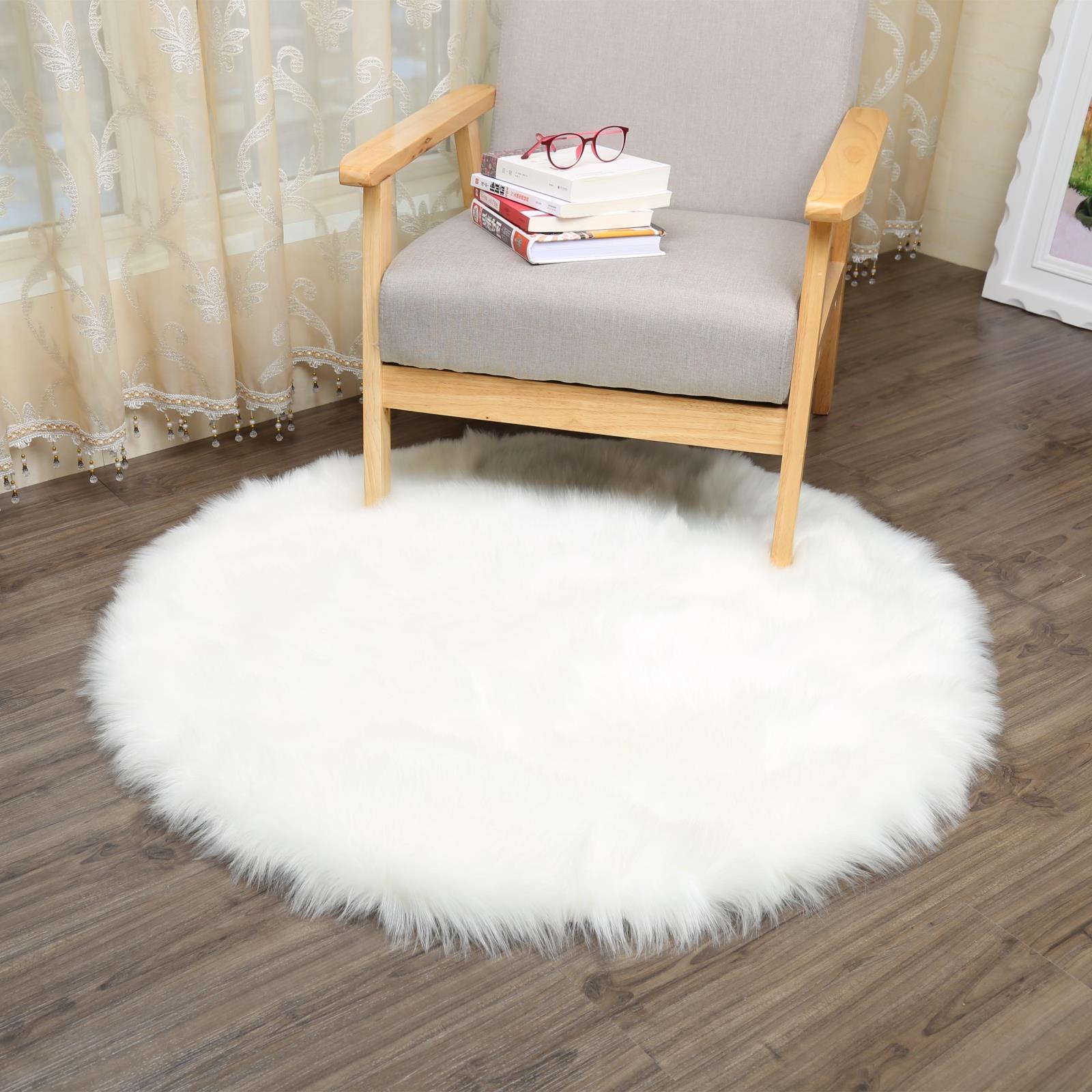 ковер Современный минималистский спальня ковер коврики прикроватные, полный плиточный гостиной журнальный столик коврик из искусственной шерсти украшения окна