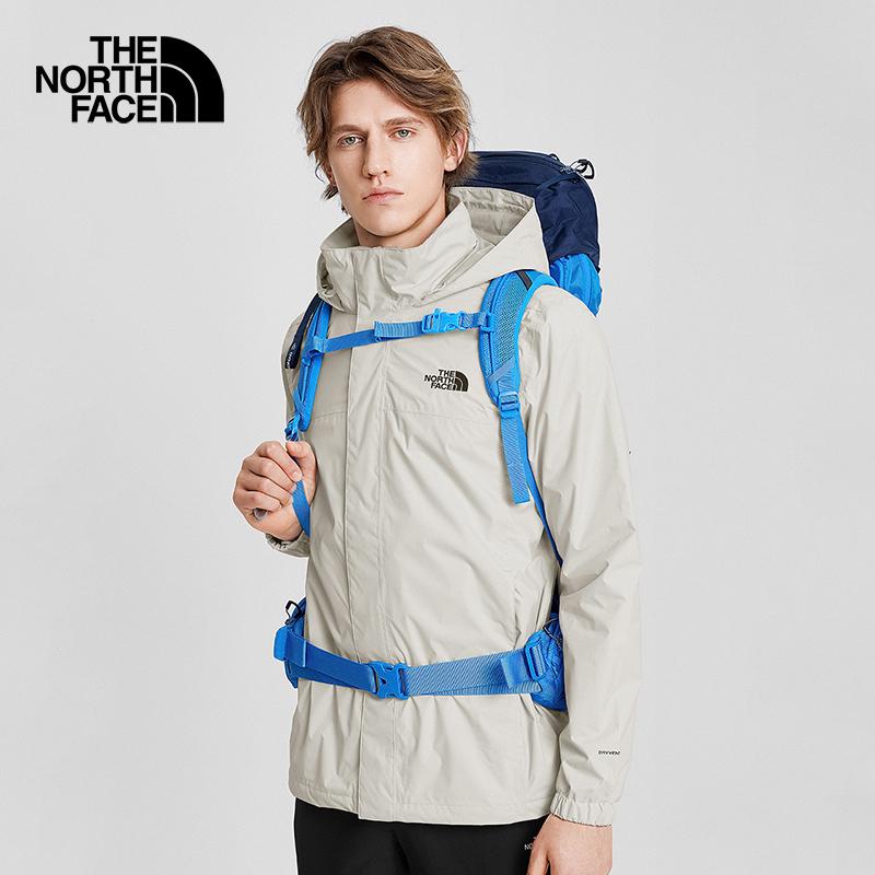 The North Face 北面 20年新款 防水透气 男式冲锋衣 49F7 双重优惠折后¥599 5色可选