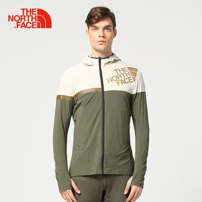 TheNorthFace北面春夏新品舒適透氣戶外運動男防風夾克|3GBM