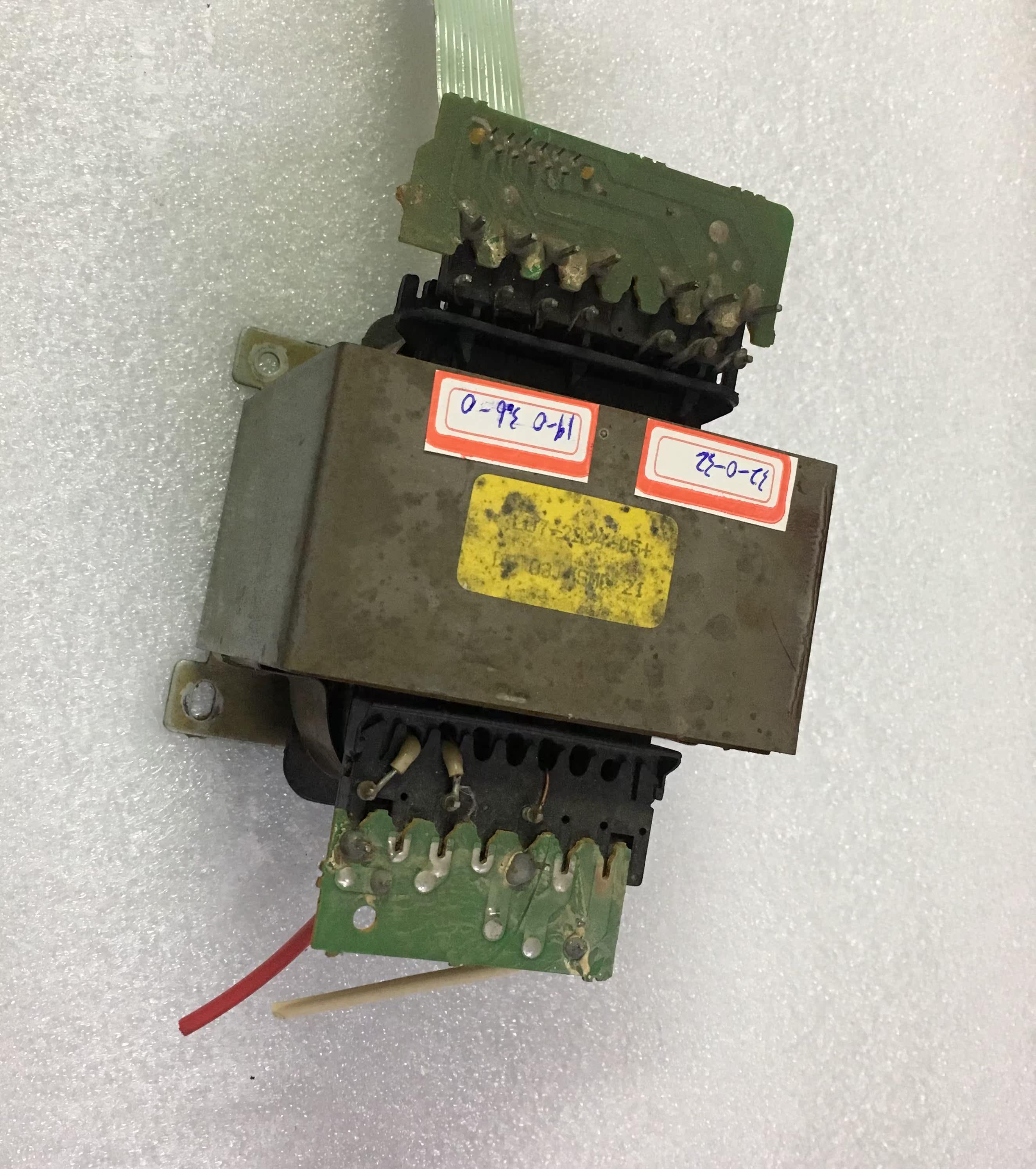 拆机健伍200W方形E型变压器双32V单19V单3.6V