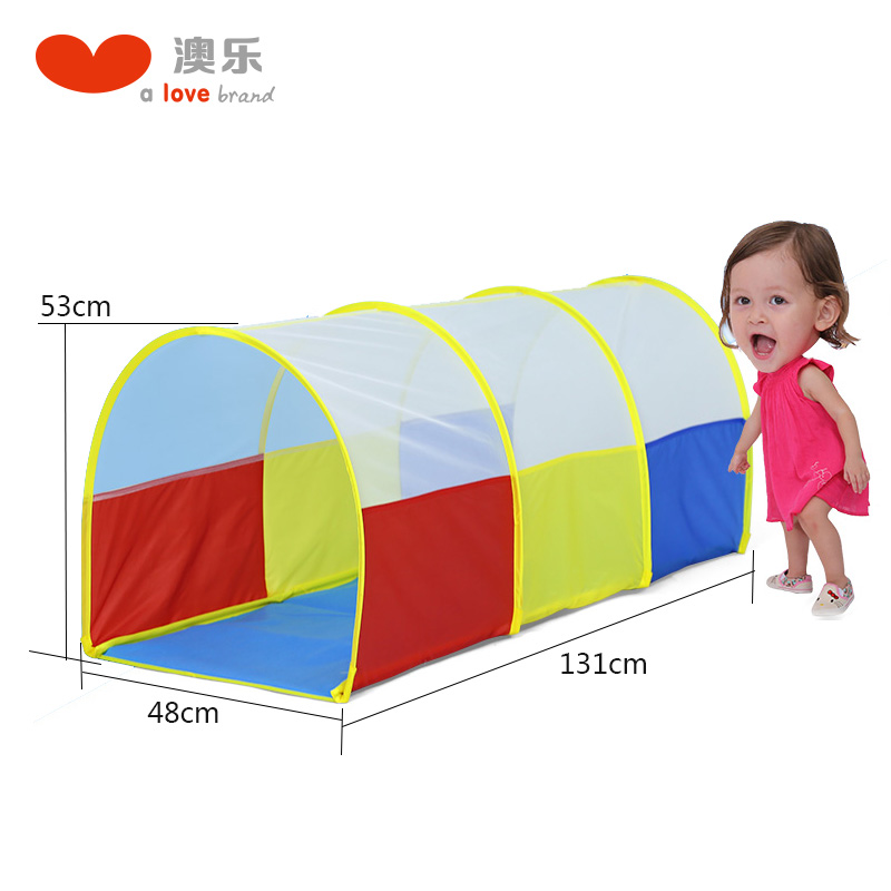1fde9a933eb6 O le children tunnel climbing tube toy baby crawling tunnel tent baby ...