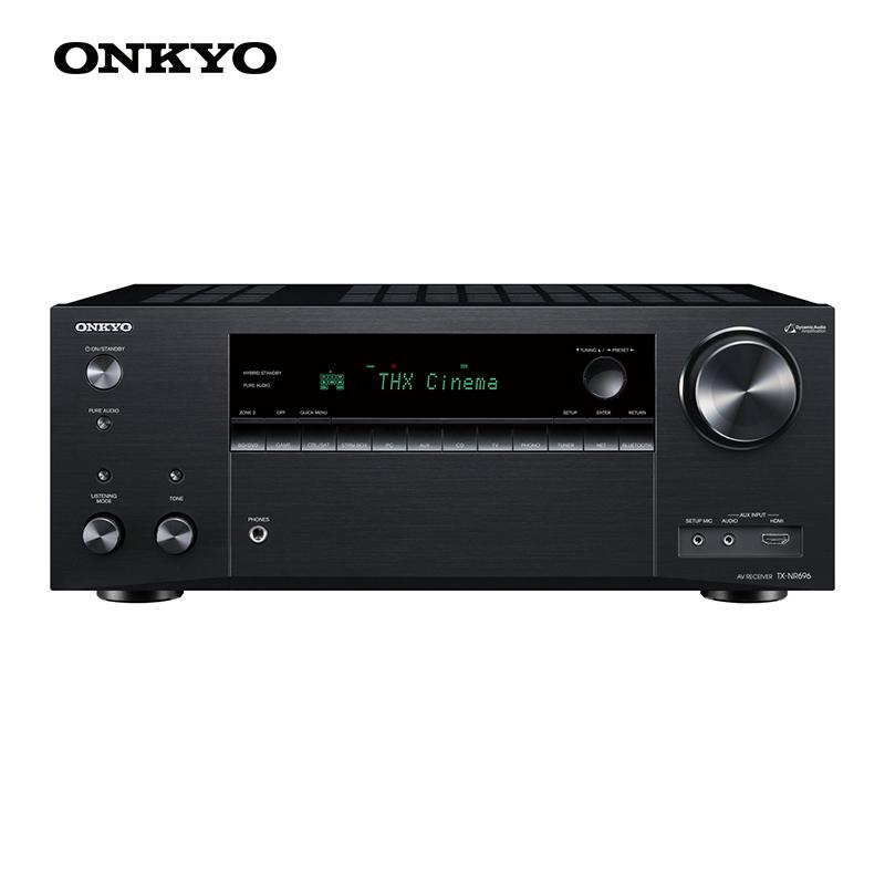 Onkyo 安桥 TX-NR696 7.2声道家庭影院AV功放 ¥3604.41 天猫¥7370