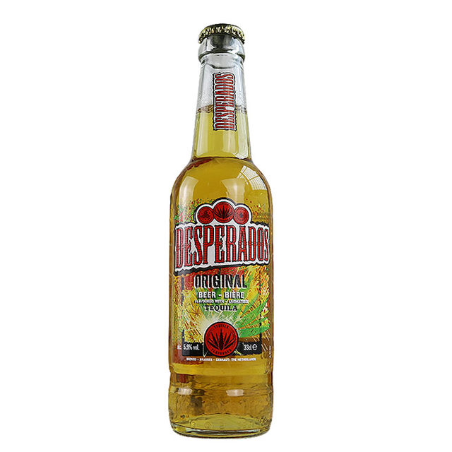 Netherlands 6 Bottles Free Shipping Genuine Tequila Beer Desperados Beer Before The Red Desperados330ml