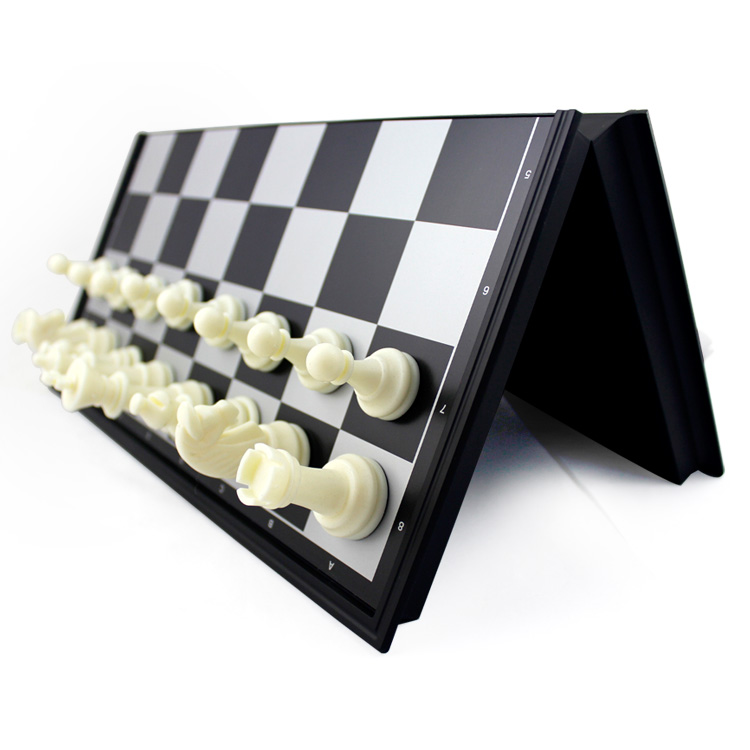 Table Fly Folding Magnet Chess Portable Childrenu0027s Toys Large Chess Board  Three Dimensional Chess Puzzle Toy.7