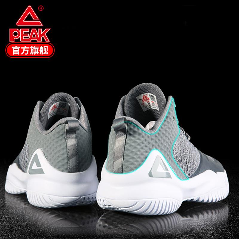 Матч грамм баскетбол обувной мужчина высокий 2018 новая весна мужской обувной дыхания поверхность кроссовки пригодный для носки ботинки спортивной обуви