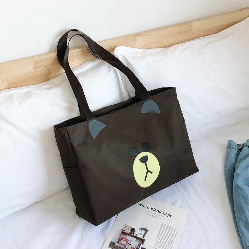 旅行袋可爱韩版大容量旅行包女22.80元包邮