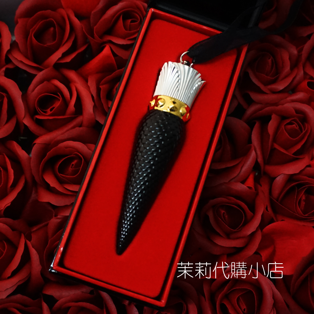 10989c2325a Spot Christian Louboutin CL mouth carrot black pipe lipstick 001m 001S ·  Zoom · lightbox moreview · lightbox moreview · lightbox moreview ...
