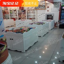 High-end shopping malls dump trucks high-end promotional floats shopping mall promotional table paint