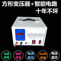 V car Battery Battery Lead acid charger AGM start and stop