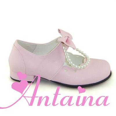 taobao agent Antaina lolita shoes Lolita shoes large size shoes small size shoes Japanese cute sweet and elegant lf143