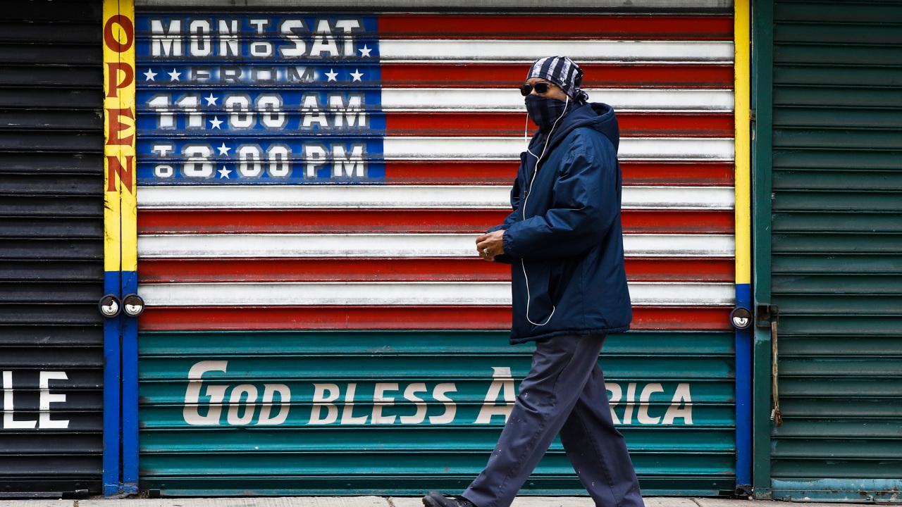 小摩的经济学家预计:美国经济将在明年第一季度再次收缩