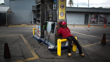 委内瑞拉可能在一周内,完全停止汽油和柴油的供应