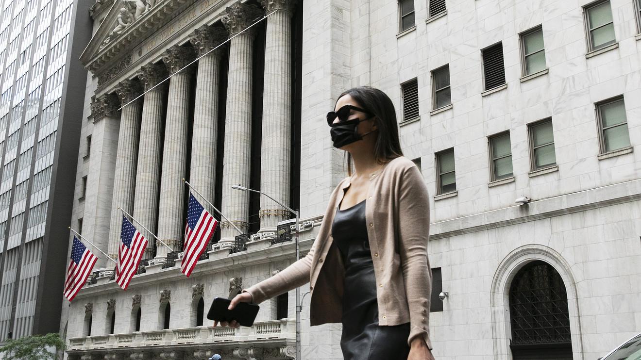 尽管标普500指数创新高,但仍有60%以上的股票未恢复至疫情前的水平