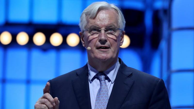 欧盟脱欧谈判代表:没人解释了英国脱欧的好处,甚至法拉奇也没有