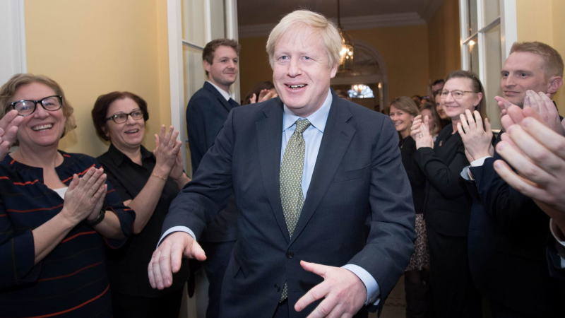 约翰逊的脱欧协议将会获得议会批准,与欧盟的贸易谈判将成为他的首要议程