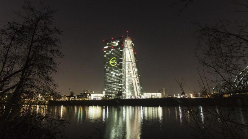 欧洲央行的负利率和分层利率政策推动资金从德国转移到意大利