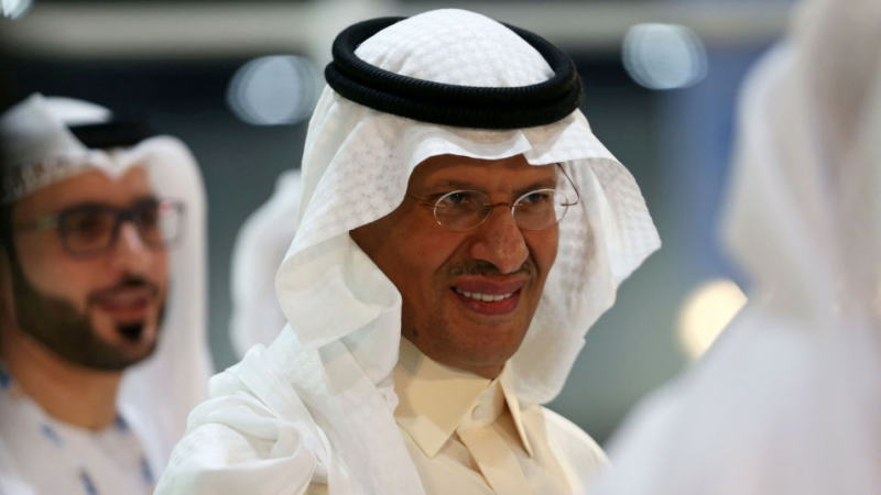 RBC:沙特新能源部长不会改变生产政策,市场希望沙特对减产做出有力的承诺