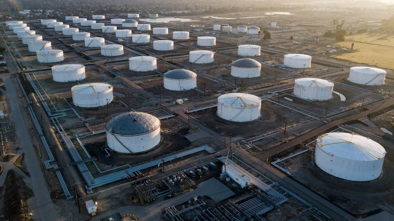 9家石油公司租用了美国SPR多达2300万桶的存储空间