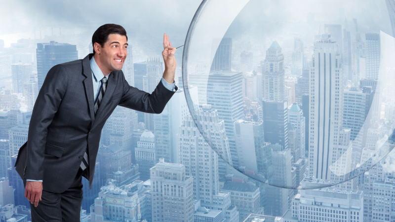 明星基金经理伍德表示,如果泡沫无处不在,那么债市泡沫比股市严总得多