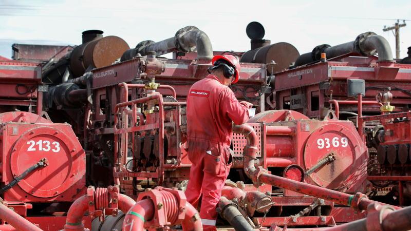 面对页岩勘探和生产活动回落,油服巨头哈里伯顿正在推进裁员和移除闲置设备