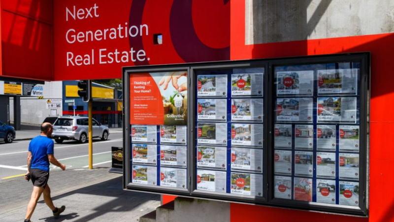 新西兰房价持续飙升,暴露出超低利率的危险